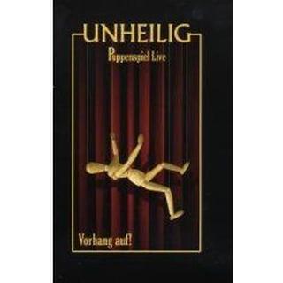 Unheilig - Puppenspiel Live: Vorhang Auf! [DVD]